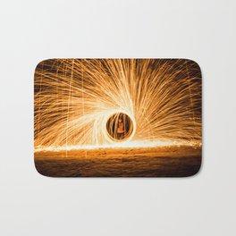 Sparks of Life Bath Mat