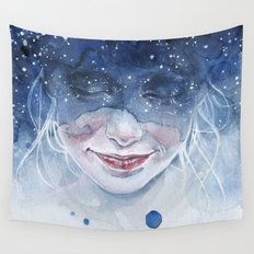 small piece 51 Wall Tapestry