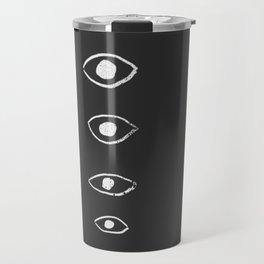 Punpun Print Travel Mug
