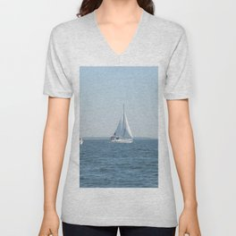 Boating Unisex V-Neck