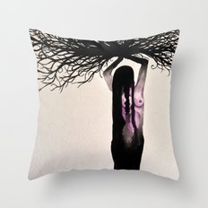 Wicked Witch Throw Pillow