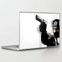 robocop Laptop & iPad Skins featuring RoboCop by Molnár Roland