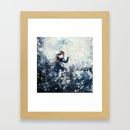 Hotaru Framed Art Print
