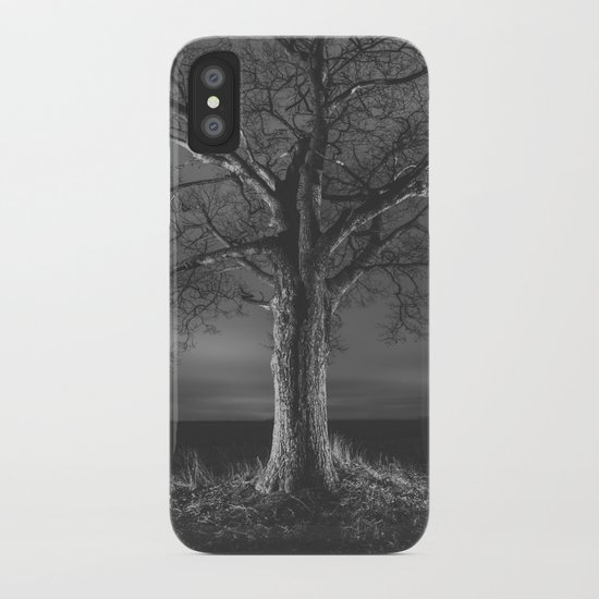 Painted in Night iPhone Case