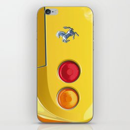 Ferrari Dino 246GT from 1970 iPhone Skin
