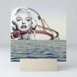 Where Are You Now? Mini Art Print