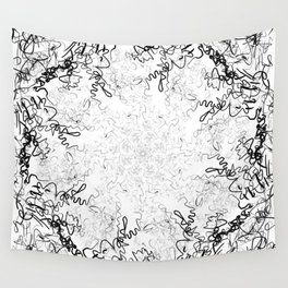 Synesthesia: Bad at Love (Halsey) Wall Tapestry