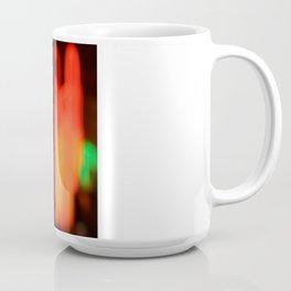 Neon City Lights. Coffee Mug