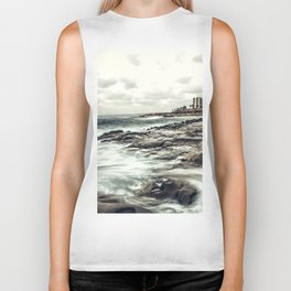 The Whispering Tide Biker Tank