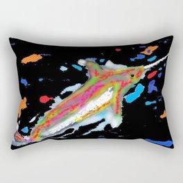 Narwal Rectangular Pillow