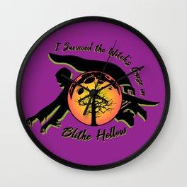 Paranorman Blithe Hollow Design Wall Clock
