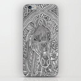 Marwari Horse iPhone Skin