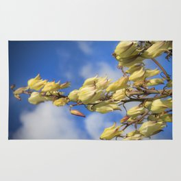 Yellow Blooms Rug