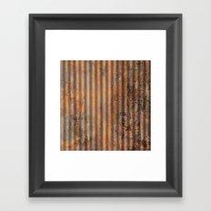 Asian atmosphere Framed Art Print
