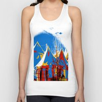 circus Tank Tops featuring Circus by LoRo  Art & Pictures
