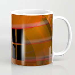 the crooked red room Coffee Mug