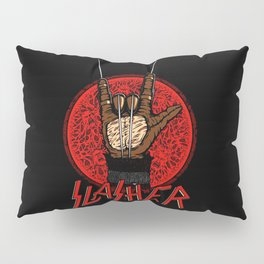 Slasher movie Pillow Sham