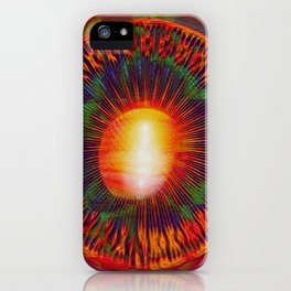 """ Mandal ' Eyes "" iPhone Case"