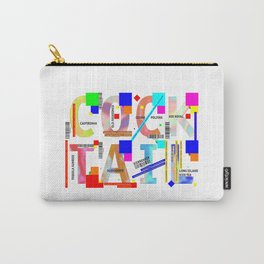 Cocktail - C O C K T A I L Carry-All Pouch