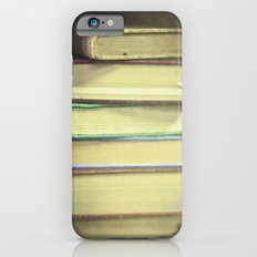 Yesterday's Stories iPhone 6 Slim Case