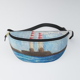 Poolbeg Towers Fanny Pack