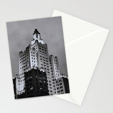 Dusk in Providence Stationery Cards