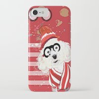 waldo iPhone & iPod Cases featuring Wheres Waldo by grapeloverarts