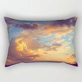 Summer Solstice Rectangular Pillow