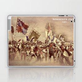 Battle of Bosworth Laptop & iPad Skin