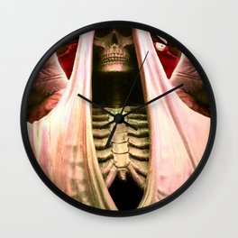 The Angel of Death. Wall Clock
