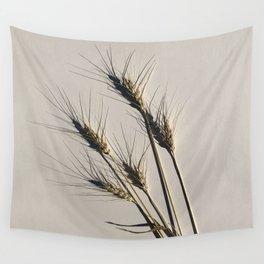 prairie wheat Wall Tapestry