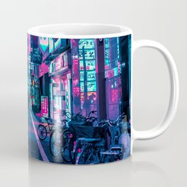 A Neon Wonderland called Tokyo Coffee Mug