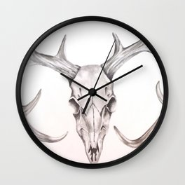 Back to Earth Wall Clock