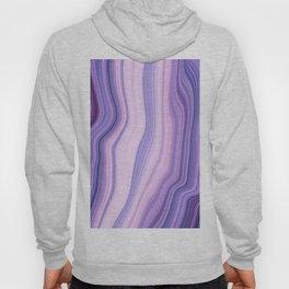 Marble ultra violet Hoody