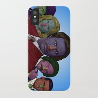 anchorman iPhone & iPod Cases featuring Anchorman by CultureCloth