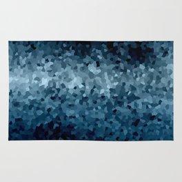 Blue Cristals Rug