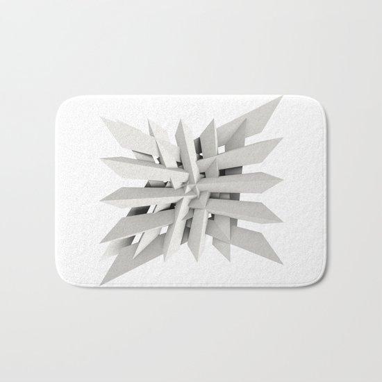 Uxitol (Struggle) large print option Bath Mat