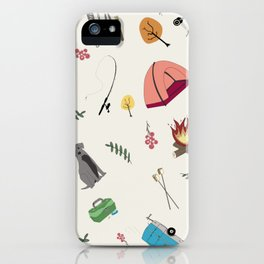 RV Love iPhone Case
