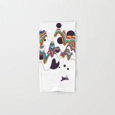 Psychedelic Planet Hand & Bath Towel
