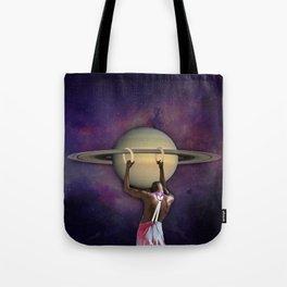 S A T U R N Tote Bag