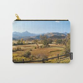 The San Juan Mountains Carry-All Pouch