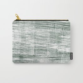Dolphin Gray abstract watercolor Carry-All Pouch