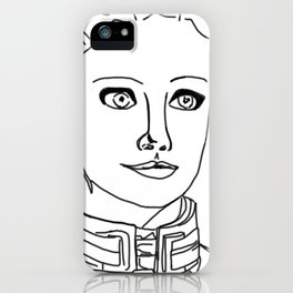 Liara T'soni iPhone Case