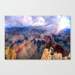 World of Wonders Canvas Print
