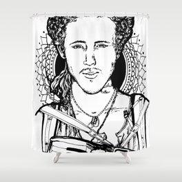 Traveller 1 - Jerome Shower Curtain