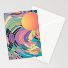 Magnetic Storm Stationery Cards