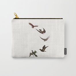 Holding Pattern Carry-All Pouch