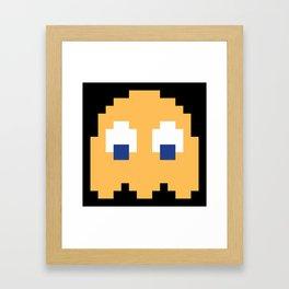 8-Bits & Pieces - Clyde Framed Art Print