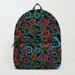 Luau pattern Backpack