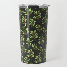 Mistletoe Travel Mug